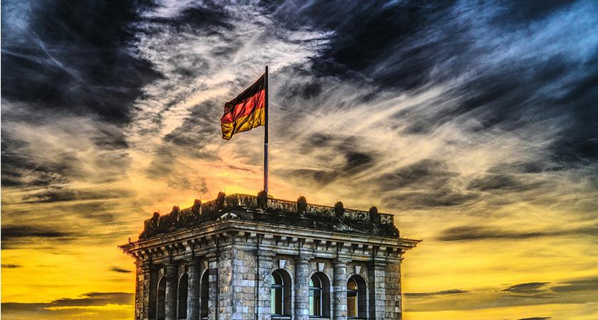 Porteren in Duitsland